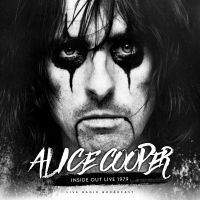 Cover Alice Cooper - Inside Out Live 1979
