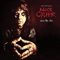 Cover Alice Cooper - Live On Air
