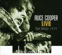 Cover Alice Cooper - Live San Diego 1979