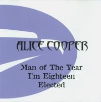 Cover Alice Cooper - Man Of The Year