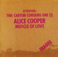 Cover Alice Cooper - Muscle Of Love