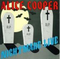 Cover Alice Cooper - Nightmare Live