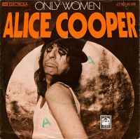 Cover Alice Cooper - Only Women