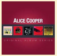 Cover Alice Cooper - Original Album Series