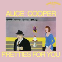 Cover Alice Cooper - Pretties For You