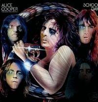 Cover Alice Cooper - School Days