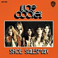 Cover Alice Cooper - Shoe Salesman