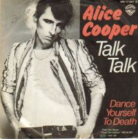 Cover Alice Cooper - Talk Talk