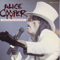 Cover Alice Cooper - Teenage Frankenstein