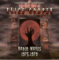 Cover Alice Cooper - The Very Best Of Alice Cooper - Radio Waves 1975-1979