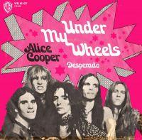 Cover Alice Cooper - Under My Wheels