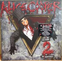 Cover Alice Cooper - Welcome 2 My Nightmare