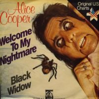 Cover Alice Cooper - Welcome To My Nightmare