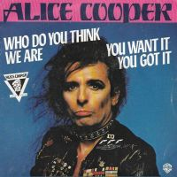 Cover Alice Cooper - Who Do You Think We Are