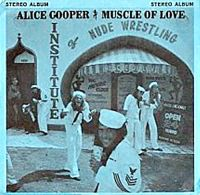 Cover Alice Cooper - Working Up A Sweat