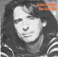 Cover Alice Cooper - You And Me