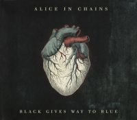 Cover Alice In Chains - Black Gives Way To Blue