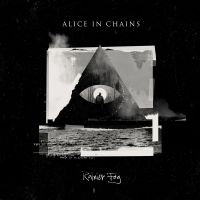Cover Alice In Chains - Rainier Fog