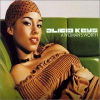 Cover Alicia Keys - A Woman's Worth