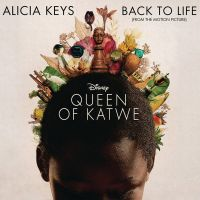 Cover Alicia Keys - Back To Life