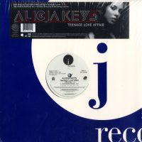 Cover Alicia Keys - Teenage Love Affair