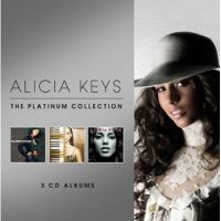 Cover Alicia Keys - The Platinum Collection