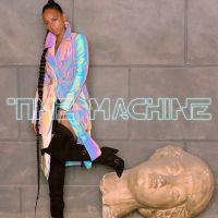 Cover Alicia Keys - Time Machine