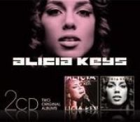 Cover Alicia Keys - Unplugged + As I Am