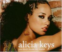 Cover Alicia Keys - You Don't Know My Name