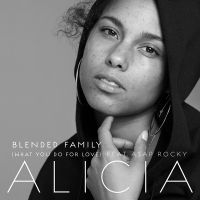 Cover Alicia Keys feat. A$AP Rocky - Blended Family (What You Do For Love)