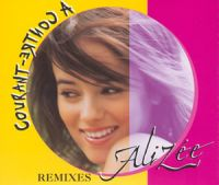 Cover Alizée - À contre-courant
