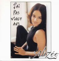 Cover Alizée - J'ai pas vingt ans