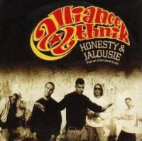 Cover Alliance Ethnik - Honesty & jalousie