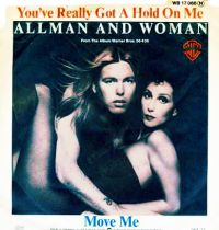 Cover Allman And Woman - You've Really Got A Hold On Me