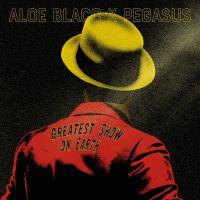 Cover Aloe Blacc & Pegasus - Greatest Show On Earth