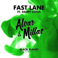 Cover Alvar & Millas feat. Daimy Lotus - Fast Lane