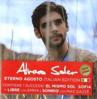 Cover Alvaro Soler - Eterno agosto