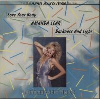 Cover Amanda Lear - Love Your Body