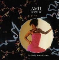 Cover Amii Stewart - You Really Touch My Heart