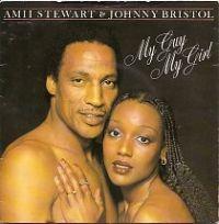 Cover Amii Stewart & Johnny Bristol - My Guy / My Girl
