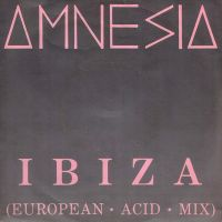 Cover Amnesia - Ibiza