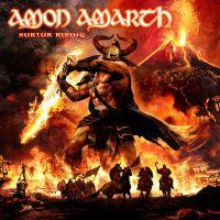 Cover Amon Amarth - Surtur Rising