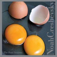 Cover Amy Denio / Chris Mann / Tomomi Adachi - Noah Creshevsky: The Four Seasons