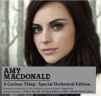 Cover Amy Macdonald - A Curious Thing