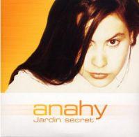 Cover Anahy - Jardin secret