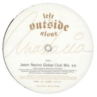 Cover Anastacia - Left Outside Alone