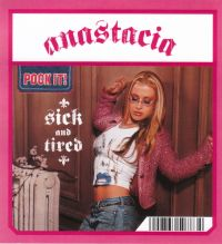 Cover Anastacia - Sick And Tired