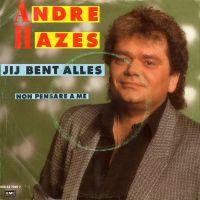 Cover André Hazes - Jij bent alles