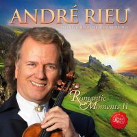 Cover André Rieu And His Johann Strauss Orchestra - Romantic Moments II
