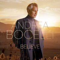 Cover Andrea Bocelli - Believe